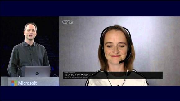 Skype'tan Anlık Tercüme Hizmeti!