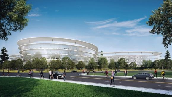 Apple Yeni Uzay Gemisi Yaptırıyor!