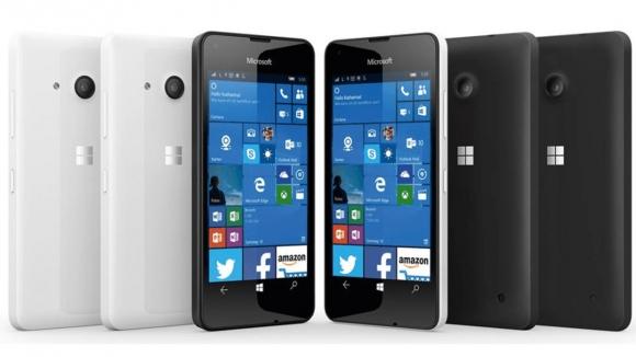 Lumia 950 ve Lumia 550 Sızdı!