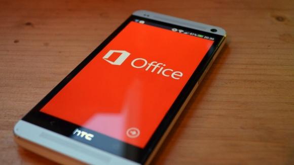 Android'e Office Uygulamaları Yayılıyor