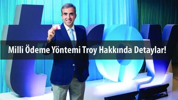 Milli Kredi Kartı Troy'u Konuştuk!