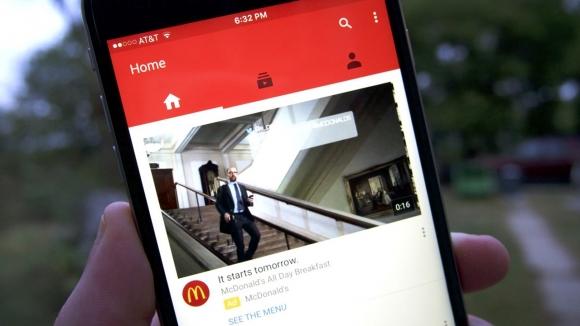 YouTube'un Mobil Tasarımı Yenilendi!