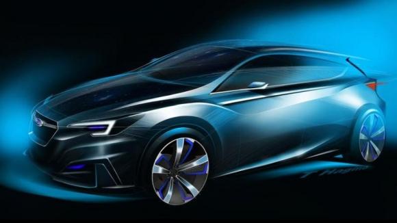 Yeni Subaru Impreza Doğrulandı