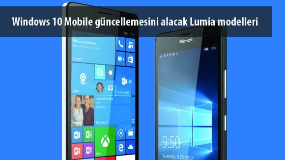 Hangi Lumia Modelleri Güncelleme Alacak?
