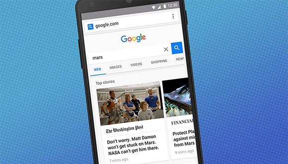 Google'dan, Hızlandırılmış Mobil Sayfalar!