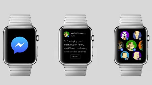 Messenger'a Apple Watch Dopingi!