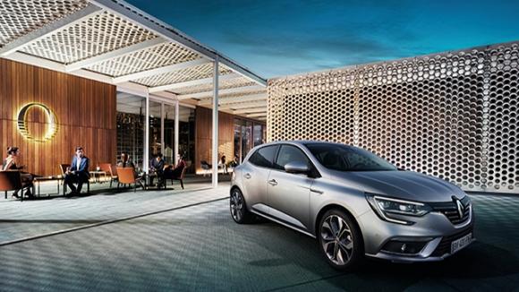 En Akıllı Otomobil Renault Megane