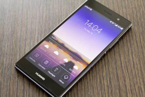 Huawei P7 için Android 5.1.1 Çıktı