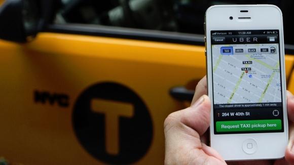 Uber'den karnı acıkana süper kıyak