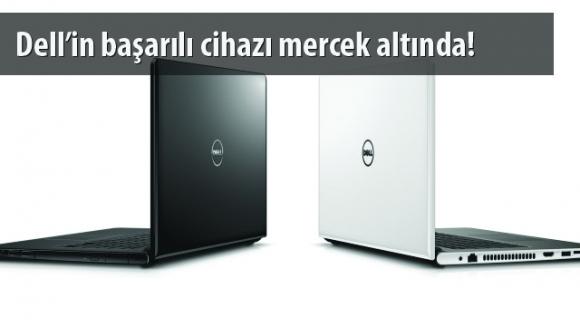 Dell Inspiron 15 5558 İncelemesi