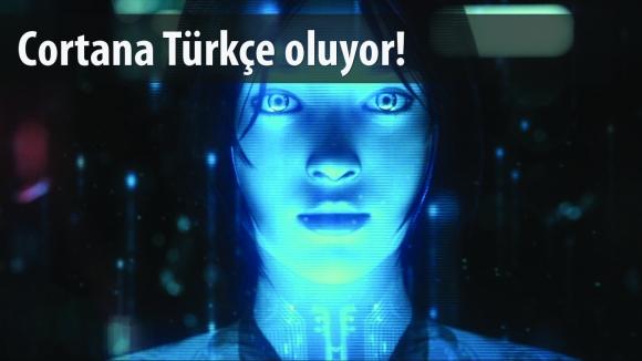 Cortana'ya Türkçe Dil Desteği Gelebilir!