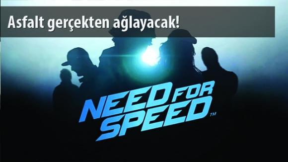 Need for Speed Çıkış Videosu!