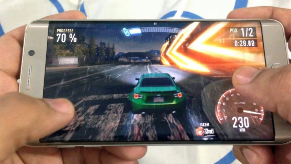 Samsung'dan Oyun Grafikleri Ayarlama Uygulaması!