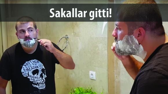 Tıraş İddiasını Kaybettik, Tıraş Olduk! -Video
