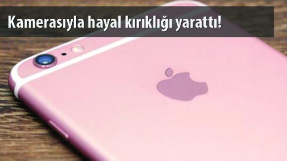 iPhone 6s Kamerası Sınıfta Kaldı!