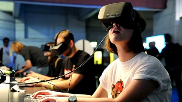 Oculus Rift Bu Mağazalarda Sergilenecek