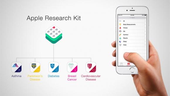 Apple'dan Yeni ResearchKit Araştırması!