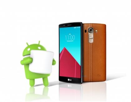 LG G4 için Android 6.0 Tarihi Açıklandı!
