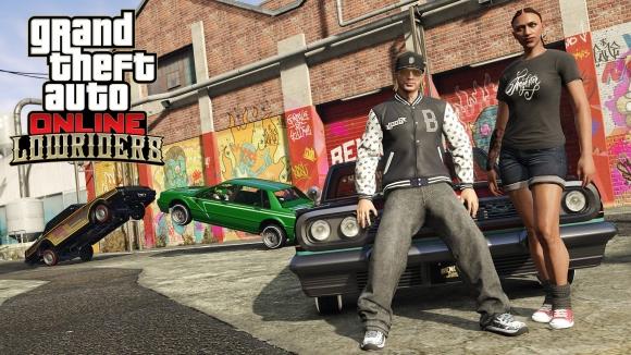 Lowrider Araçları GTA Online ile Geri Dönüyor!