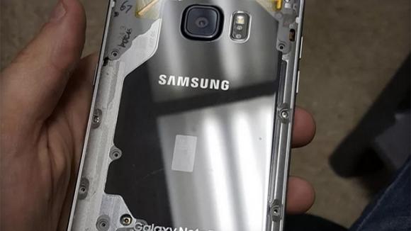 Şeffaf Galaxy Note 5!