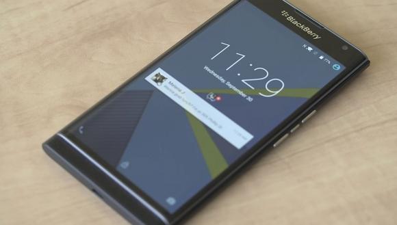 BlackBerry Priv, Tanıtım Videosu Yayınlandı