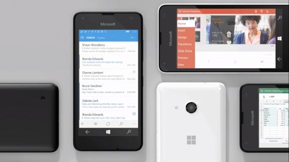 Lumia 550 Tanıtım Videosu Yayınlandı