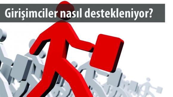 Türkiye'de Girişimler Nasıl Destekleniyor?