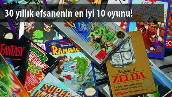NES, 30 Yaşında!