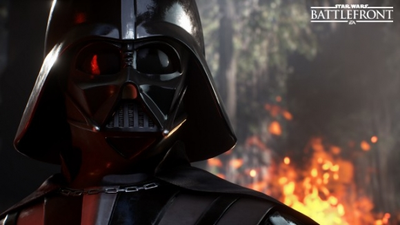 Star Wars Battlefront için Etkileyici Video