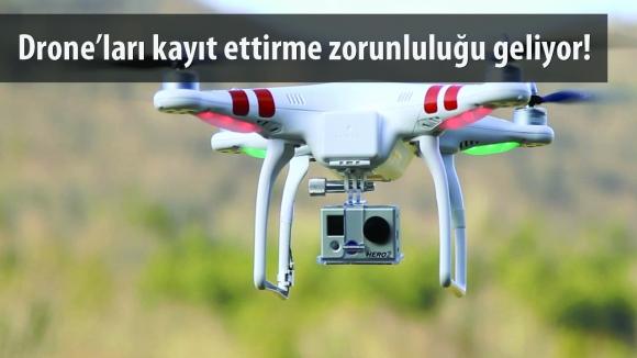 ABD, Drone'lara Karşı Tedbir Aldı!