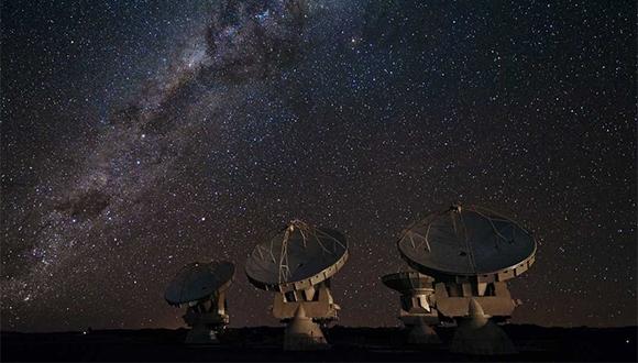 Uzay'dan, İlginç Sinyaller Geliyor!