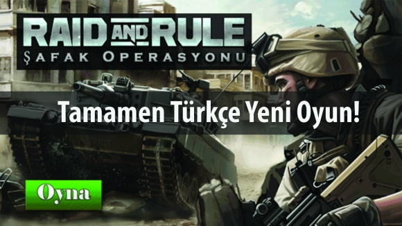 Raid and Rule Şafak Operasyonu İncelemesi