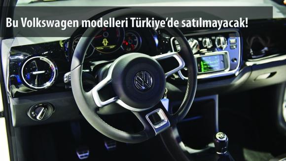 Türkiye'de Volkswagen Satışları Durdu!