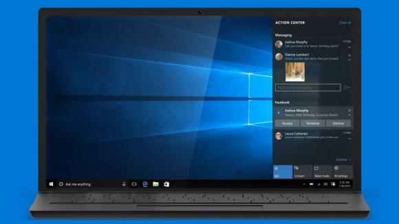 Windows 10'a Yeni Özellikler Eklendi!