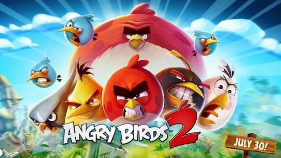 Angry Birds'te İşler Yolunda Gitmiyor!