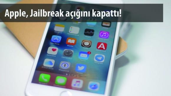 iOS 9.1'e Jailbreak Yok!