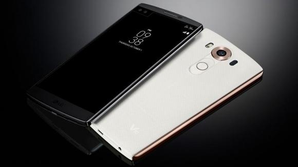 LG V10'a İlginç Dayanıklılık Testi!