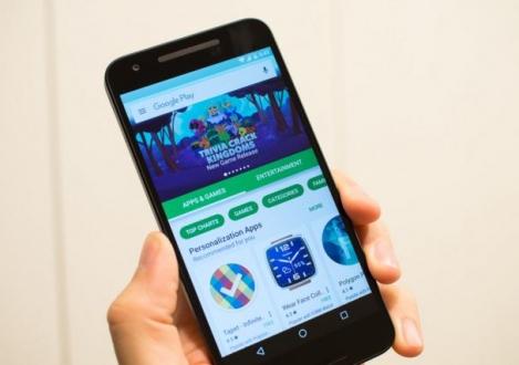 Google Play Store Yenilendi!
