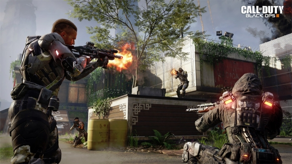 Black Ops 3 Çıkış Videosu!