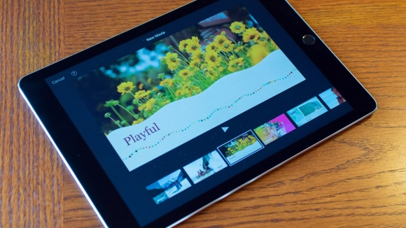 iPad Air 2'ye 4K Video Dopingi!