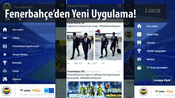 Fenerbahçe SK Uygulamasına Göz Attık!