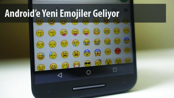 iOS Emojileri Android'e Geliyor!