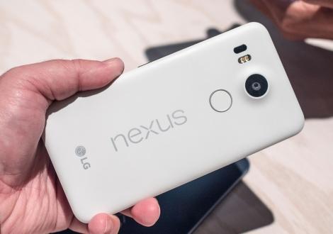 LG Nexus 5X Parçalarına Ayrıldı