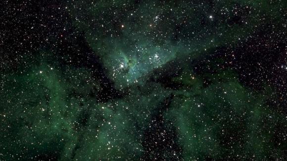 Güneş'ten 100 bin kat büyük kara delik bulundu!