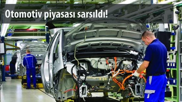 Otomobil Üretimi Azaldı!
