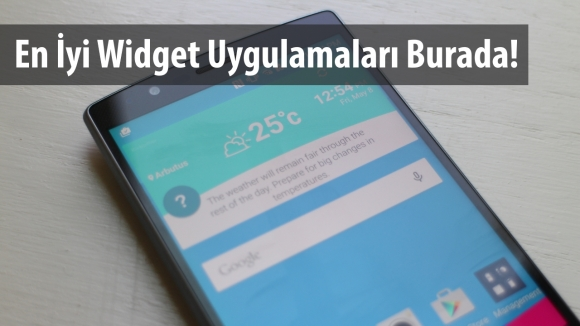 Android için En İyi Widgetlar #2