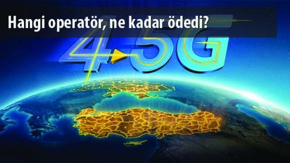 4.5G'de İşler Yolunda