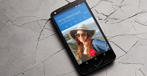 Motorola'dan Kırılmaz Ekranlı DROID Turbo 2