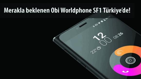Obi Worldphone SF1 Türkiye'de