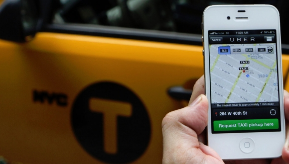 Uber, kullanıcılarını takip mi ediyor?